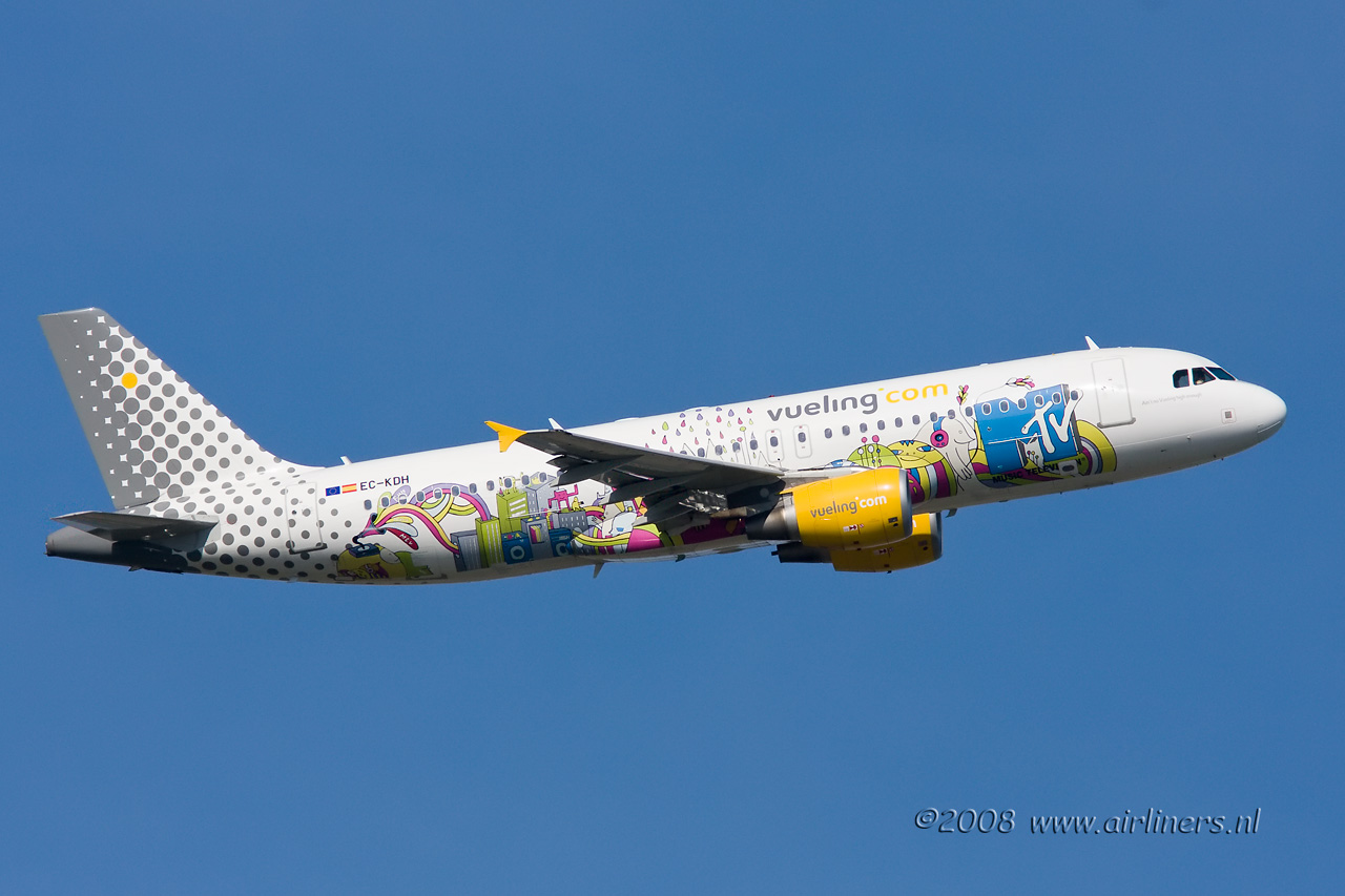 Euro Low Cost Airline Roundup: Vueling